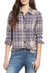 O'neill Women's Birdie Plaid Shirt