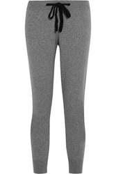 Chinti And Parker Two Tone Cashmere Sweatpants