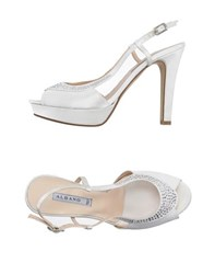 Albano Footwear Sandals Women White