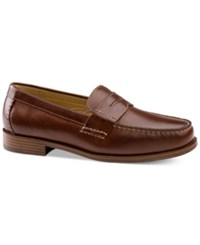 G.H. Bass And Co. Men's Carrington Loafers Men's Shoes Dark Tan