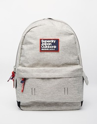 Superdry Montana Backpack Grey