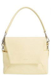 Matt And Nat 'Minka' Vegan Leather Shoulder Bag Yellow Lemonade