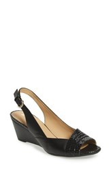 Women's Naturalizer 'Henny' Sandal Black