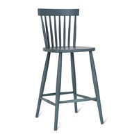 Garden Trading Spindle Bar Stool Charcoal
