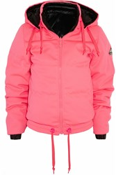 Pyrenex Reversible Down Coat Pink