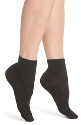 Richer Poorer Blink Ankle Socks Black