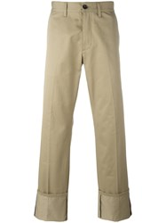 Gucci Classic Chinos Brown