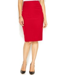 Alfani Classic Pencil Skirt Only At Macy's