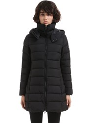 Tatras Politeama Quilted Nylon Down Jacket Black