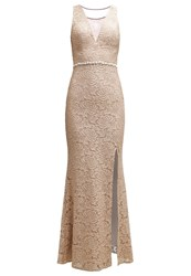 Laona Occasion Wear Cream Pink Rose