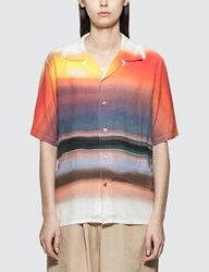 Ambush Hawaiian Short Sleeve Shirt Orange