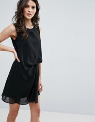 Jovonna Flash Back Dress Black