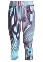Venice Beach Carboni 3 4 Sports Trousers Gaudy Mission Black