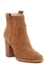 French Connection Avabba Bootie Brown