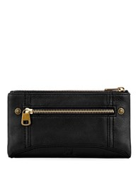 The Sak Tahoe Leather Wallet Black