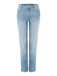 Levi's Boyfriend Fit Tapered Leg Jean In Feel Summer Denim Stonewash