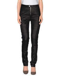 Karl Lagerfeld Trousers Casual Trousers Women Dark Brown