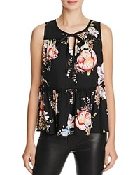 Cooper And Ella Eliza Tiered Blossom Tank Winter Blossom