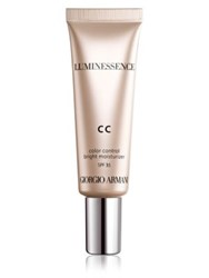 Giorgio Armani Luminessence Cc Cream Spf 35 1 Oz. Shade 5.5