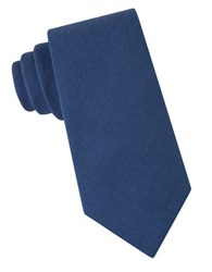 William Rast Faded Solid Tie Blue