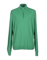 Heritage Turtlenecks Green