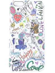 Lanvin Graffiti Print Iphone 6 Case