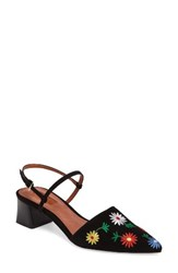 Topshop Women's Jasmine Pump Black