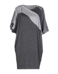 Supertrash Topwear T Shirts Women Grey