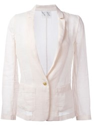 Forte Forte Blazer Jacket Nude And Neutrals