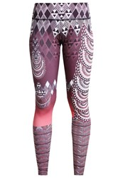 Onzie Tights Tanzania Rose