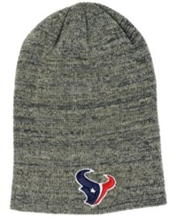 New Era Houston Texans Slouch It Knit Hat Gray