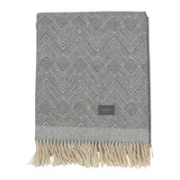 Gant Fresno Throw 130X180cm Grey