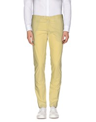 Daniele Fiesoli Trousers Casual Trousers Men Turquoise
