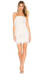 Bb Dakota Rsvp By A Lace Of You Dress In Ivory.