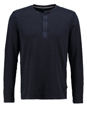 Marc O'polo Long Sleeved Top Deep Ocean Dark Blue