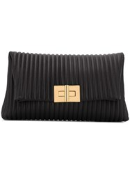 Tom Ford Natalia Clutch Black