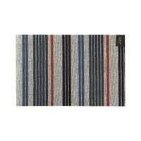 Chilewich Mixed Stripe Shag Rug Montauk 91X152cm