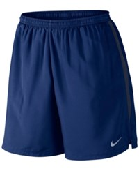 Nike Men's 7 Dri Fit Challenger Running Shorts Deep Royal