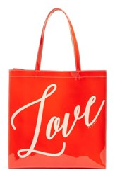 Ted Baker London Large Love Icon Tote