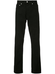 Second Layer Regular Fit Jeans Black