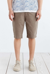Koto Longer Tapered Short Olive
