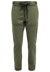 Noa Noa Relaxed Fit Jeans Leaf Clover Oliv