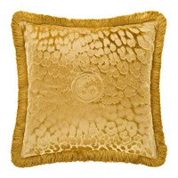 Roberto Cavalli Sigillo Cushion 60X60cm Gold