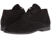 Eileen Fisher Baret Black Sport Suede Women's Lace Up Casual Shoes
