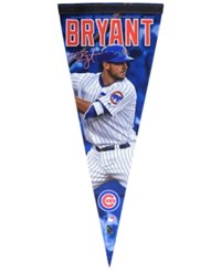 Wincraft Kris Bryant Chicago Cubs Premium Player Pennant Royalblue