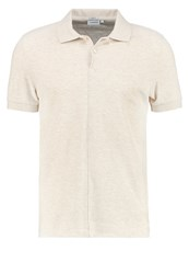 J. Lindeberg J.Lindeberg Rubi Slim Fit Polo Shirt Pale Powder Off White