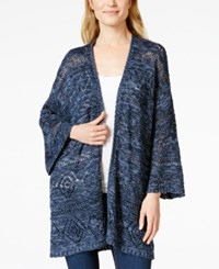 Styleandco. Style And Co. Kimono Sleeve Knit Cardigan Only At Macy's