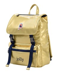 Invicta Backpacks And Fanny Packs Gold