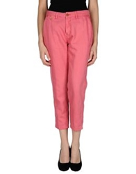 Levi's Made And Crafted Denim Pants Pastel Pink