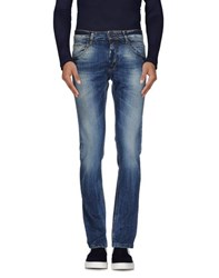 One Seven Two Denim Denim Trousers Men